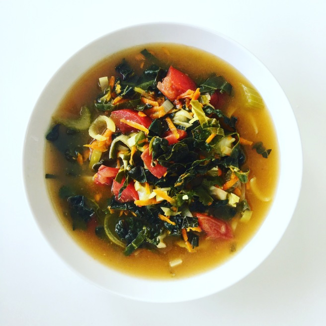 Alkaline Soup
