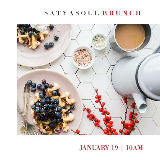 SatyaSOUL Brunch Copy